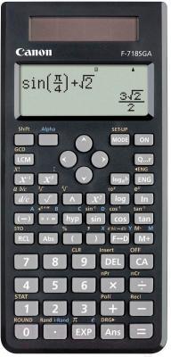 Калькулятор Canon F-718SGA-BK (4299B003AA)