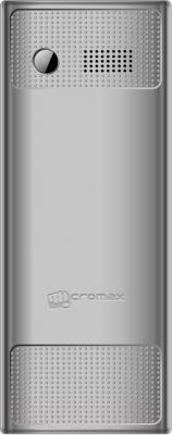 Мобильный телефон Micromax X556 (серый)