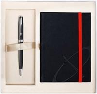 Письменный набор Parker Sonnet 07 Matte Black СT 1889089 -