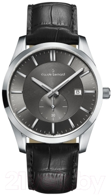 Часы мужские наручные Claude Bernard 65001-3-NIN2