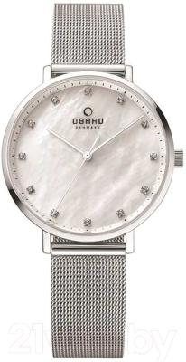 Часы женские наручные Obaku V186LXCWMC