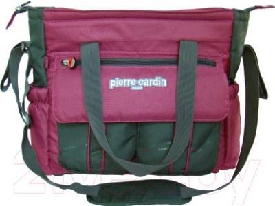 Сумка для мамы Pierre Cardin PB010 (фиолетовый)