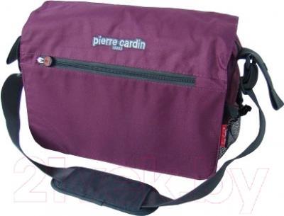 Сумка для мамы Pierre Cardin PB011 (фиолетовый)