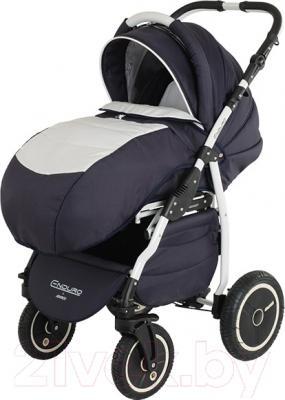 Детская универсальная коляска Adamex Enduro 3 в 1 (551G) - прогулочный блок на примере модели другого цвета