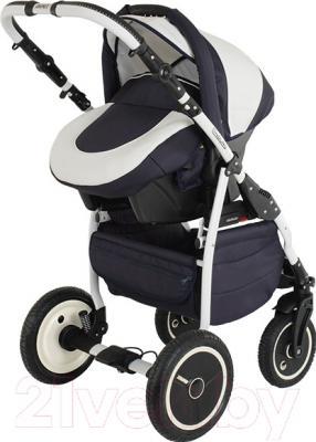 Детская универсальная коляска Adamex Enduro 3 в 1 (551G) - автокресло на примере модели другого цвета