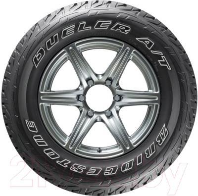 Летняя шина Bridgestone Dueler A/T 697 265/65R17 112T