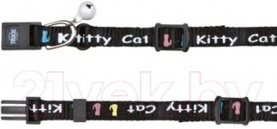 Ошейник Trixie Kitty Cat 4179