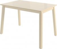 Обеденный стол Mamadoma Тирк (кремовый/кремовый) -