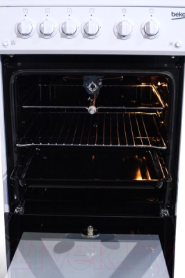 Кухонная плита Beko CSG 42111 GW