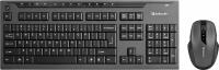Клавиатура+мышь Defender Oxford C-975 Nano B / 45975 -
