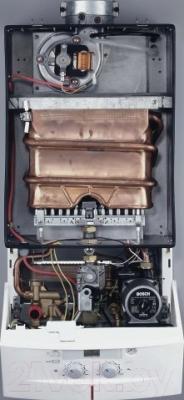 Газовый котел Bosch ZW 14-2 DHKE - вид сзади