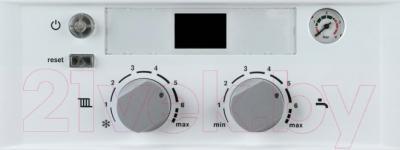 Газовый котел Bosch ZW 14-2 DHAE - управление