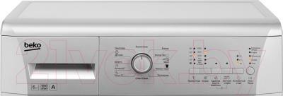 Стиральная машина Beko WKB 61021 PTYS - панель управления