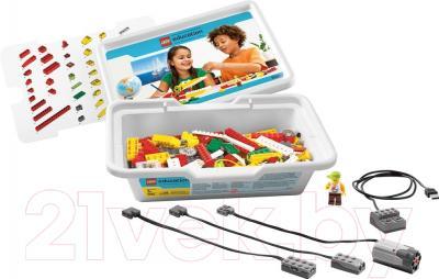 Конструктор программируемый Lego Education Базовый набор WeDo (9580)