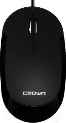 Мышь Crown Micro CMM-21 (черный)