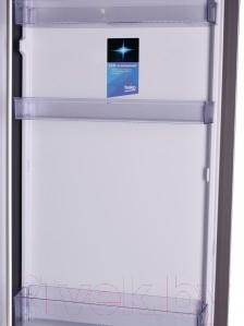Холодильник с морозильником Beko RCNK320K00S