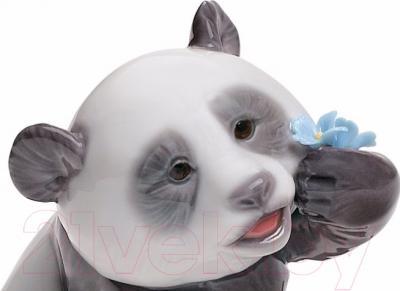 """Статуэтка Lladro Animales """"Довольная панда"""""""