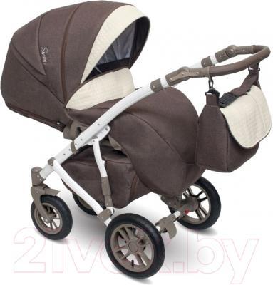 Детская универсальная коляска Camarelo Sirion 2 в 1 (Si-2)