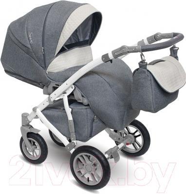 Детская универсальная коляска Camarelo Sirion 2 в 1 (Si-3)