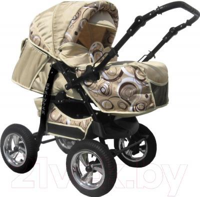 Детская универсальная коляска Camarelo Sprinter (108)