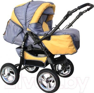 Детская универсальная коляска Camarelo Sprinter (112)