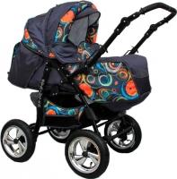 Детская универсальная коляска Camarelo Sprinter (114) -