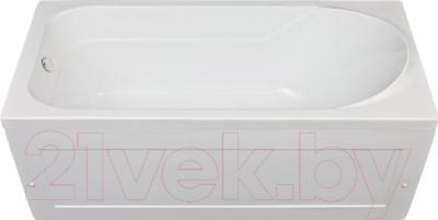 Ванна акриловая Aquanet West 140x70
