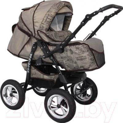 Детская универсальная коляска Camarelo Sprinter (115)