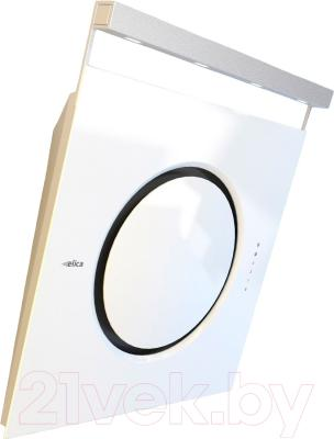 Вытяжка декоративная Elica OM Touch Screen WH/F/80