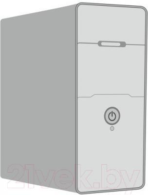 Системный блок HAFF Maxima J1800405G742R87150D