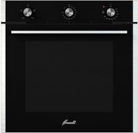 Электрический духовой шкаф Fornelli FEA 60 Soprano IX/BL -