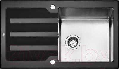Мойка кухонная Teka Lux 86 1C 1E / 12129008