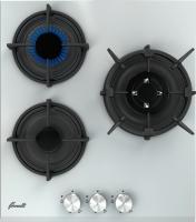 Газовая варочная панель Fornelli PGA 45 Fiero WH (00019881) -