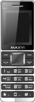 Мобильный телефон Maxvi M10 (черный) -