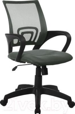 Кресло офисное Metta CS-9PL (серый)