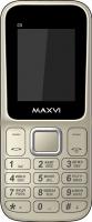 Мобильный телефон Maxvi С5 (золотой) -