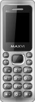 Мобильный телефон Maxvi M11 (черный) -