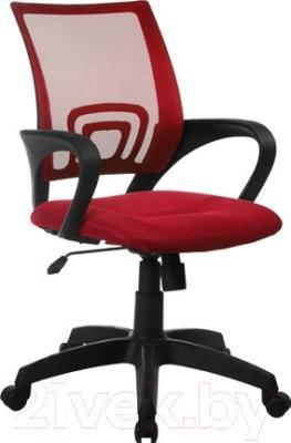 Кресло офисное Metta CS-9PL (красный)