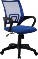 Кресло офисное Metta CS-9PL (синий) -