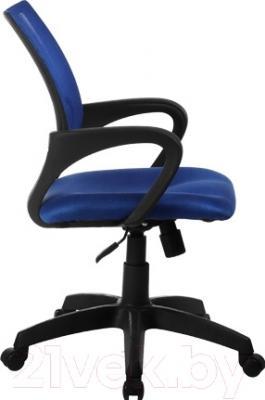 Кресло офисное Metta CS-9PL (синий)