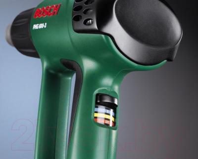 Строительный фен Bosch PHG 600-3 (0.603.29B.063)