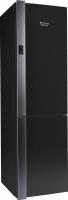 Холодильник с морозильником Hotpoint HF 9201 B RO -