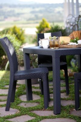 Стол садовый Keter Quartet 95