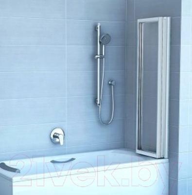 Стеклянная шторка для ванны Ravak VS3 130 (795V0100ZG)