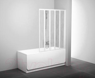 Пластиковая шторка для ванны Ravak VS5 (794E010041)