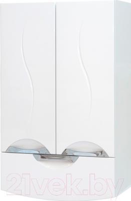 Шкаф-полупенал для ванной Аква Родос Глория (05T2)