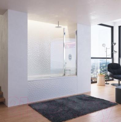 Стеклянная шторка для ванны Ravak CVS2-100 L (7QLA0C00Z1)