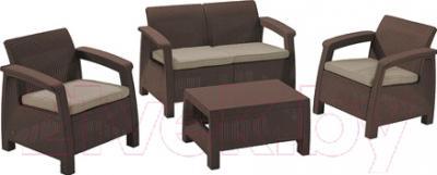 Комплект садовой мебели Keter Сorfu II Set
