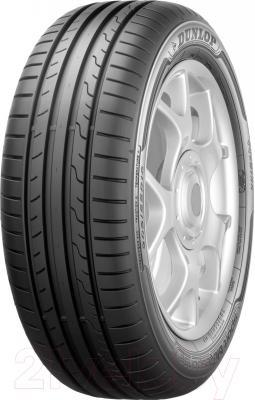 Летняя шина Dunlop SP Sport Bluresponse 205/50R17 89V