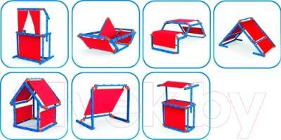 Игровой комплекс Keter ConstrucToy (17200123) - готовые схемы для сборки